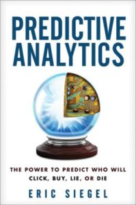 Predictive Analytics book cover